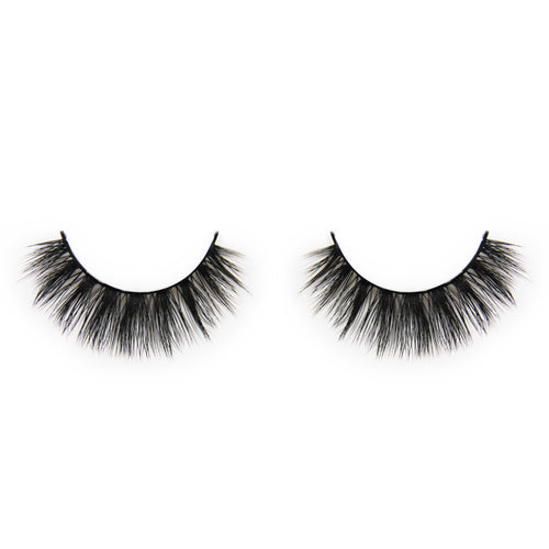 True Luxury Silk Lashes - Fancy Nancy - Green Core Naturals