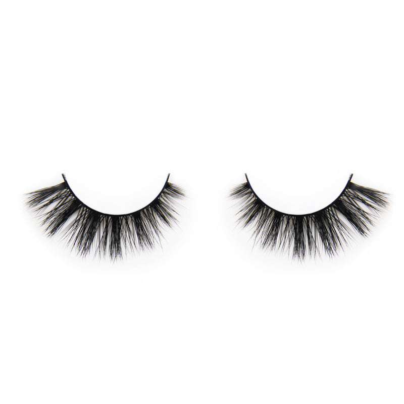 Luxury Silk Lashes - Kitty Power - Green Core Naturals