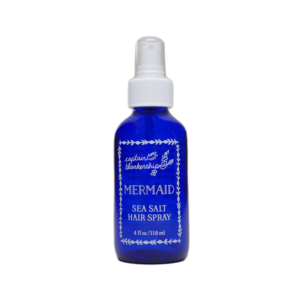 Mermaid Sea Salt Hair Spray - Green Core Naturals