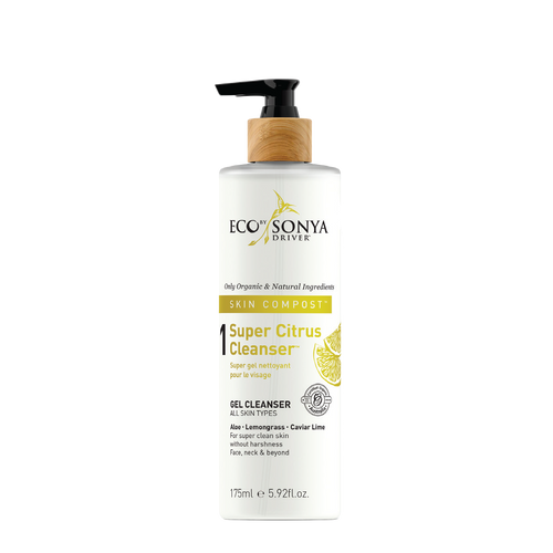 Eco by Sonya Super Citrus Cleanser - Green Core Naturals