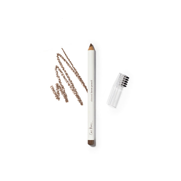 Natural Almond Brow Pencil - Green Core Naturals