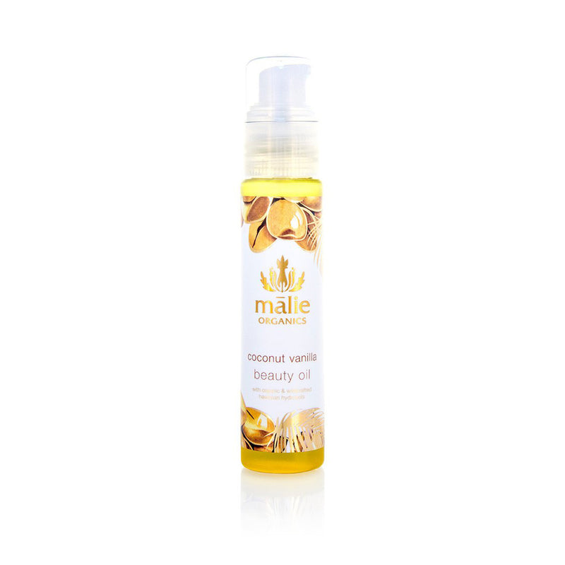 Coconut Vanilla Beauty Oil - Green Core Naturals