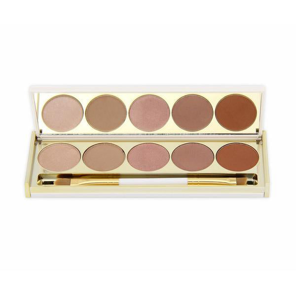 Eyeshadow Palette Naturally Nude - Green Core Naturals