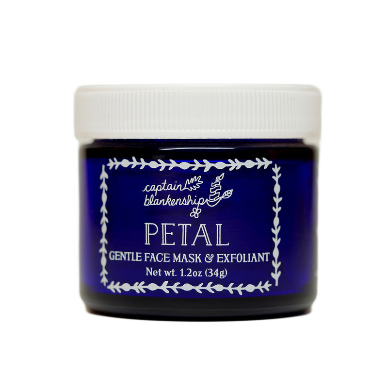 Petal Gentle Flower Face Mask - Green Core Naturals