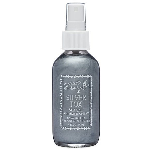 Silver Fox Sea Salt Shimmer Spray - Green Core Naturals