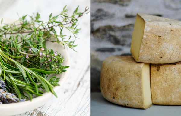 NEW! Mattonella with 7 Mountain Herbs, 100% raw alpine cow's milk