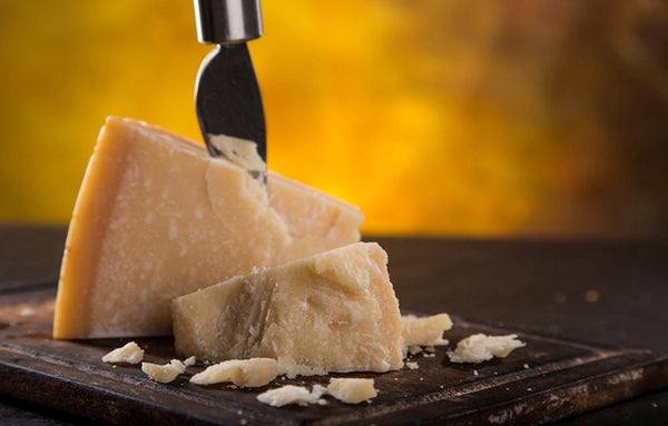 LAST! World's Rarest Bio White Modenese Cow Parmigiano Reggiano, 48 Months - Presidio Slow Food