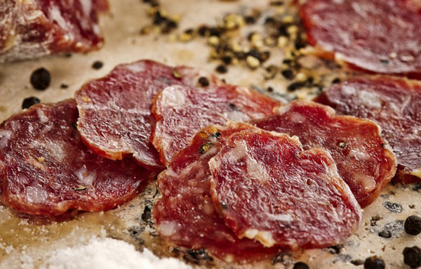 Salame of Wild Boar from Apennine Mountains