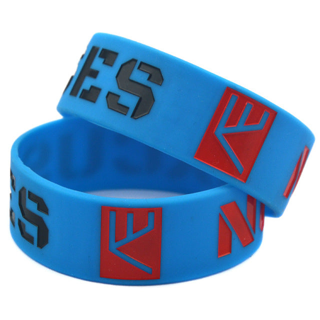 Motivation Silicone Wristband
