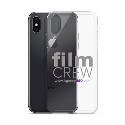 Film Crew iPhone Case