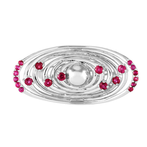 The Solar Ruby Ring - FIYAH.fr