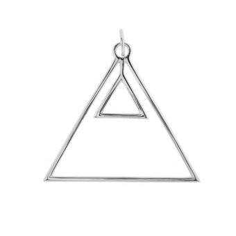Alchemical Fire Pendant - Fiyah Jewellery - 1