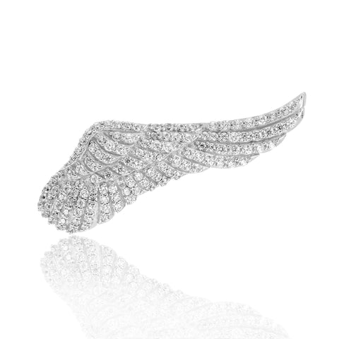 Adjustable Angel Wing Ring - FIYAH.fr