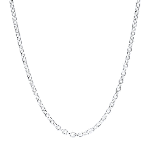 "20"" Round Link Chain - FIYAH.fr"