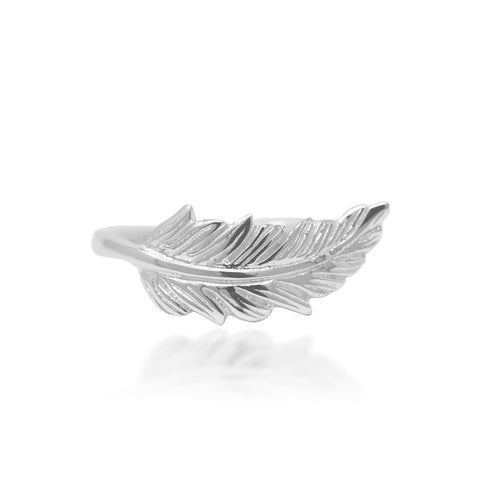 Fixed Feather Ring - FIYAH.fr