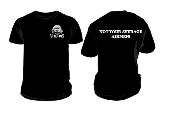 Not your Average Airman Men's T-Shirt - Veteran Support Store