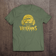 Veterans Be Real Ammo-Can Men's T-Shirt - Veteran Support Store