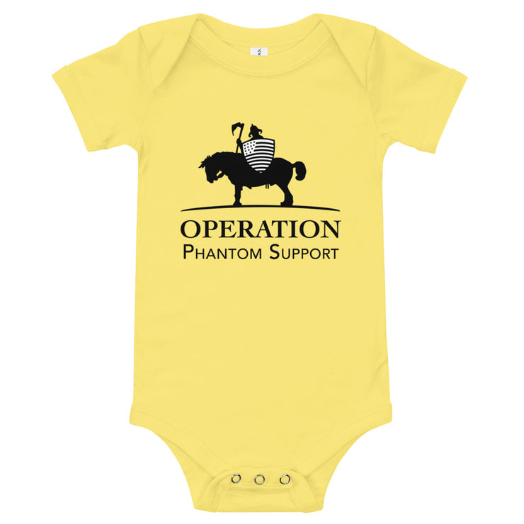 Baby Short Sleeve One Piece - Veteran Support Store