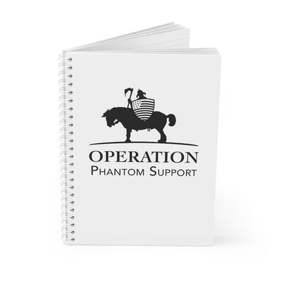 Spiral Notebook - Veteran Support Store