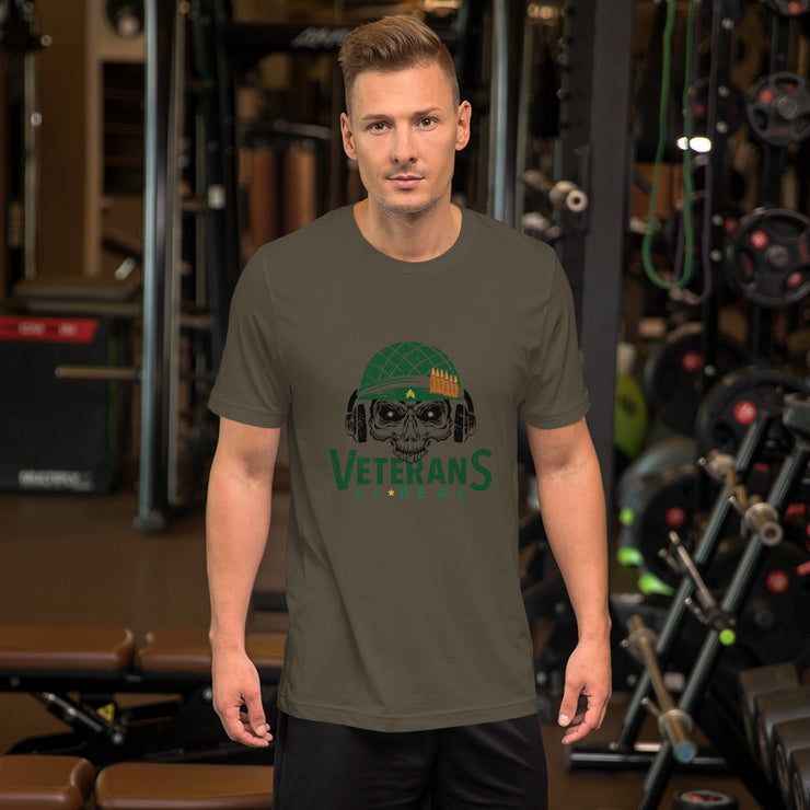 Short-Sleeve Unisex T-Shirt - Veteran Support Store