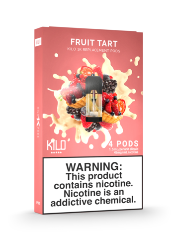 KILO 1K FRUIT TART PODS