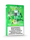 KILO 1K GREEN APPLE ICE CANDY PODS