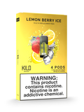 KILO 1K LEMON BERRY ICE PODS