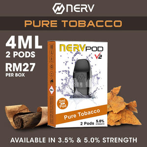 Nerv Pod Mini Pure Tobacco