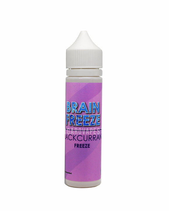 Brain Freeze - Blackcurrant