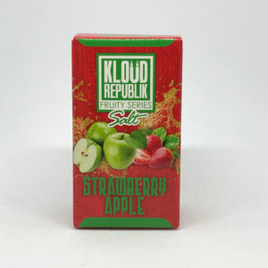 Kloud Republik Strawberry Apple Salt