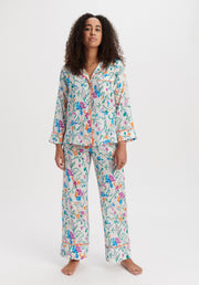 Remixed + Restitched Pajama Set