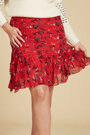 Tanya Taylor Abby Skirt - Front View