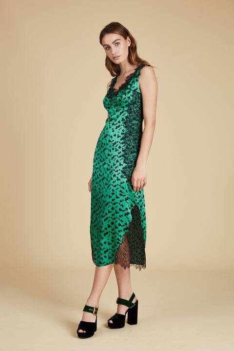 Tanya Taylor Irina Dress - Side View