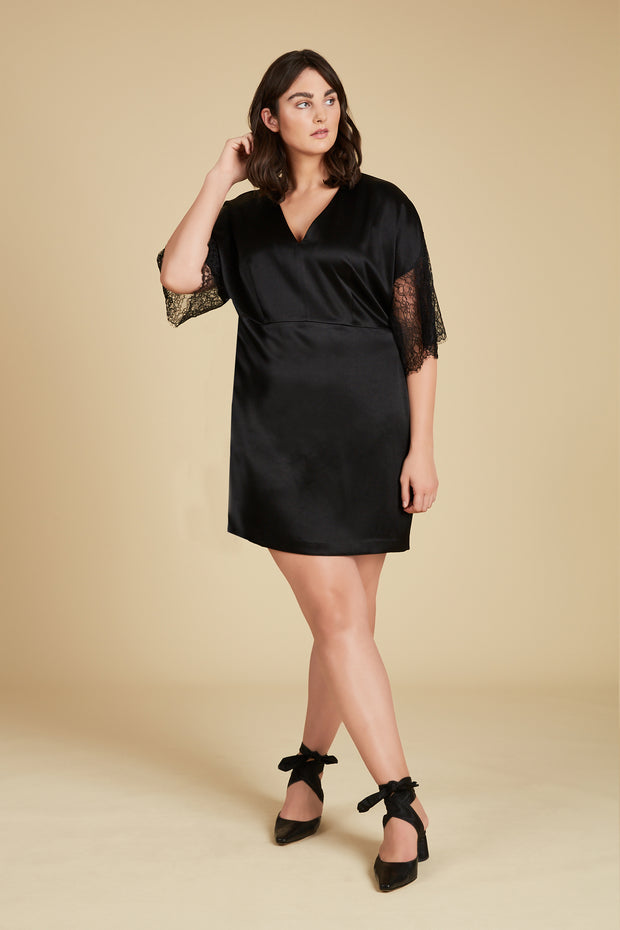Tanya Taylor Kyra Dress in Extended - Front View