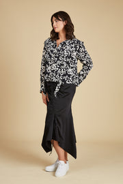 Tanya Taylor Layla Blouse - Side View