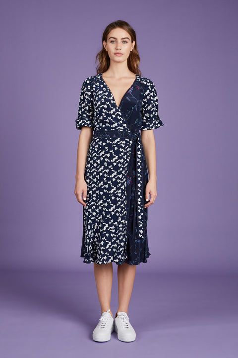Tanya Taylor Luisa Dress - Front View