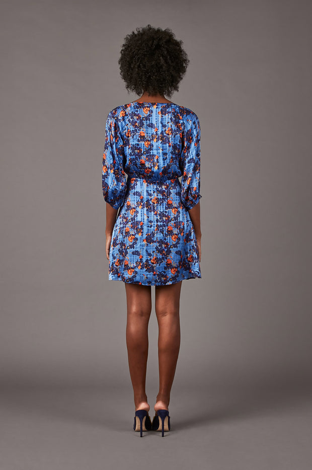 Tanya Taylor Natalia Dress, Back View