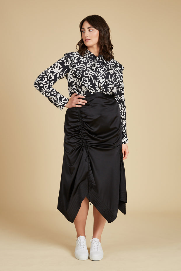Tanya Taylor Raquel Skirt - Front View