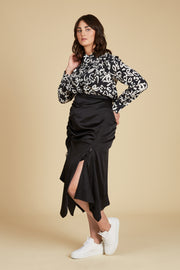 Tanya Taylor Raquel Skirt - Side View