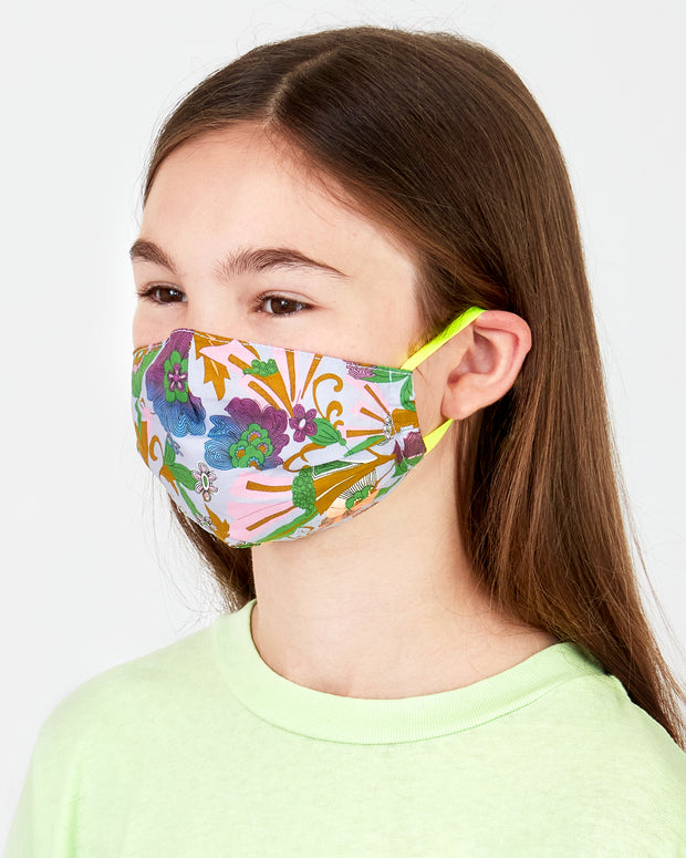Children's Adjustable Protective Face Masks