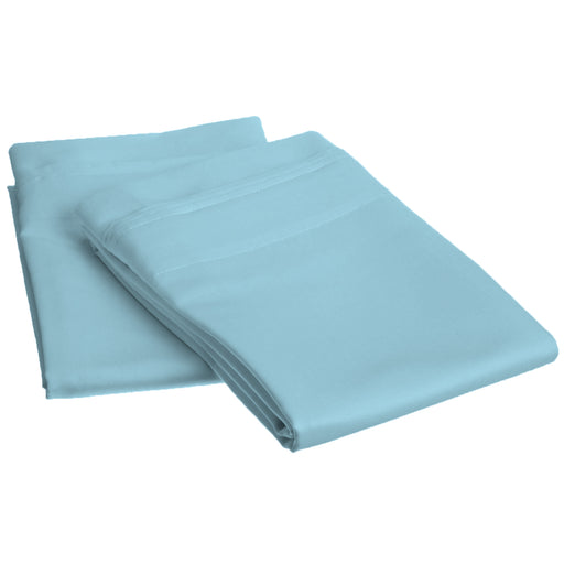 1000-Thread-Count Pillowcases, 100% Egyptian Cotton, 7 Colors