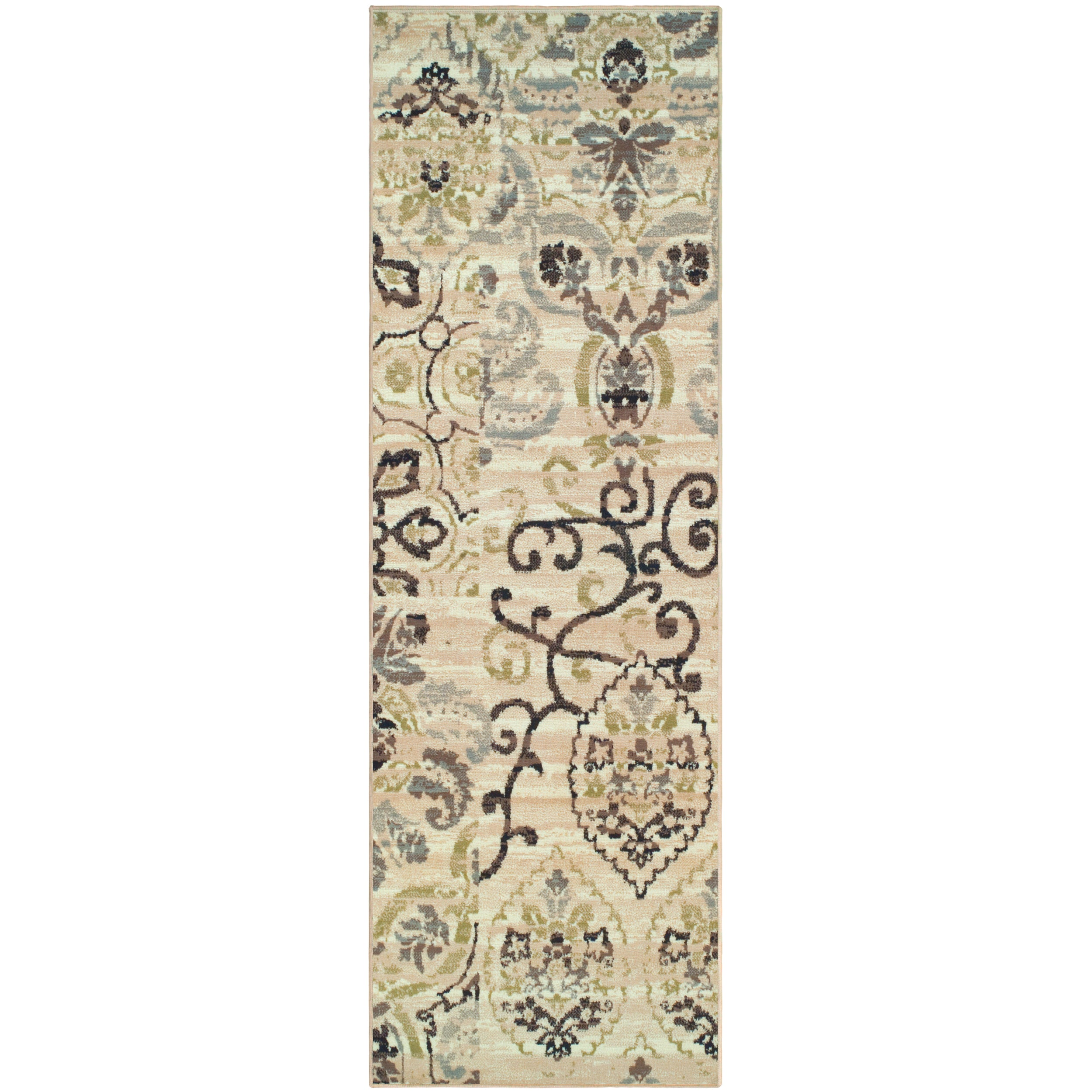 Caldwell Floral Area Rug Collection