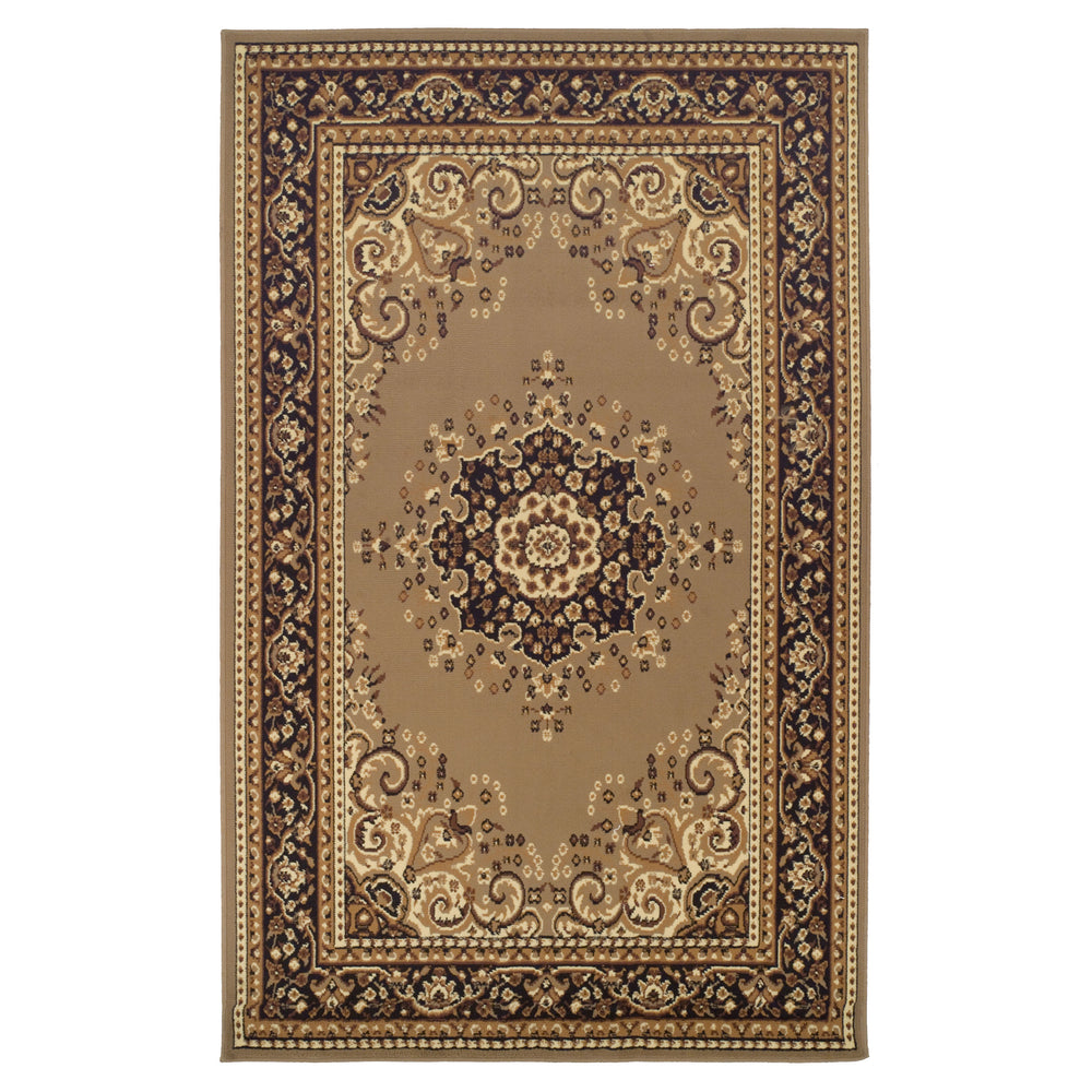Andina Traditional Turkish Area Rug