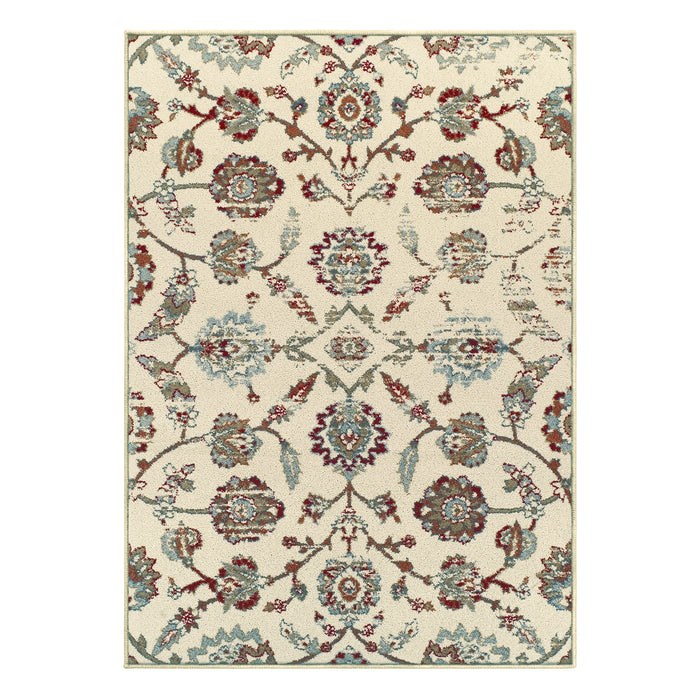 Brookshire Area Rug, Traditional, Antique Look