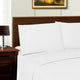 600 Thread Count Tencel Polyester Ultra Soft Bed Sheet Set, 6 Colors