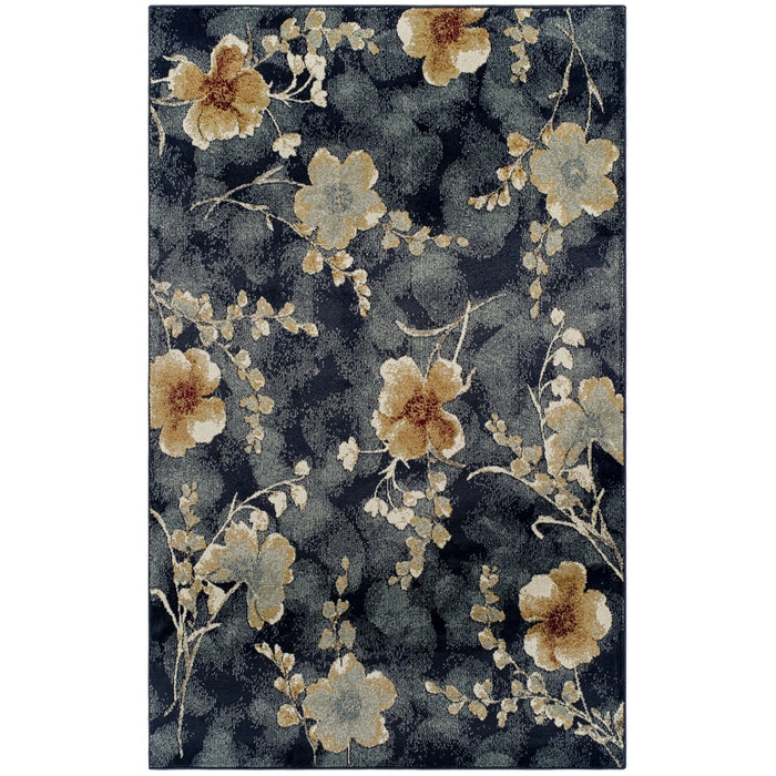 Fiore Tropical Area Rug Collection
