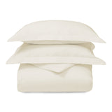 Superior 300 Cotton Antimicrobial Duvet Cover Set