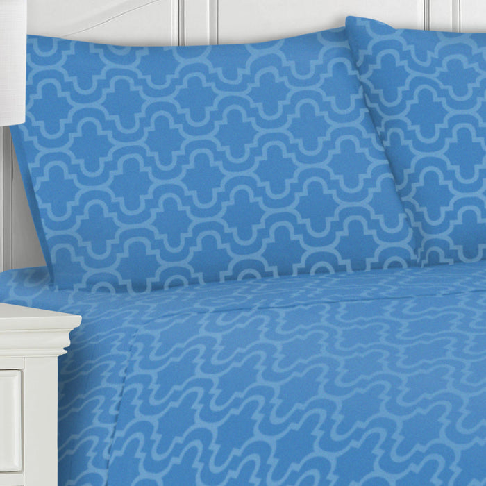 Superior Extra Soft Trellis Pillowcase Set