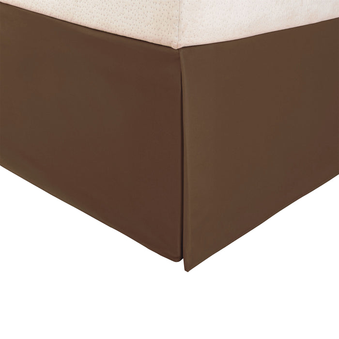 Superior 1500 Series Microfiber Solid Bed Skirt