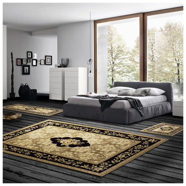 3 Pieces Set Area Rug Collection